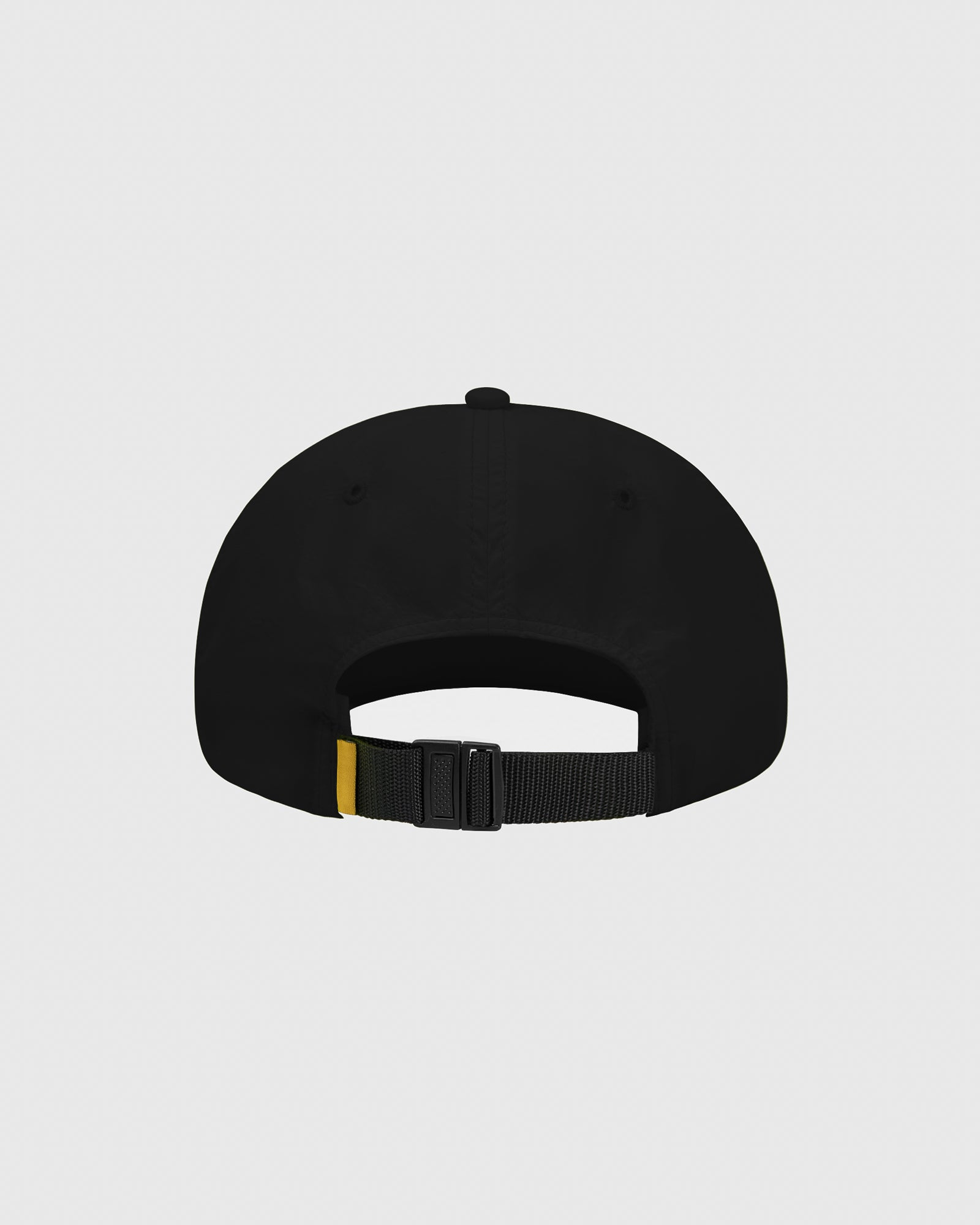 OVO NYLON CAP - BLACK