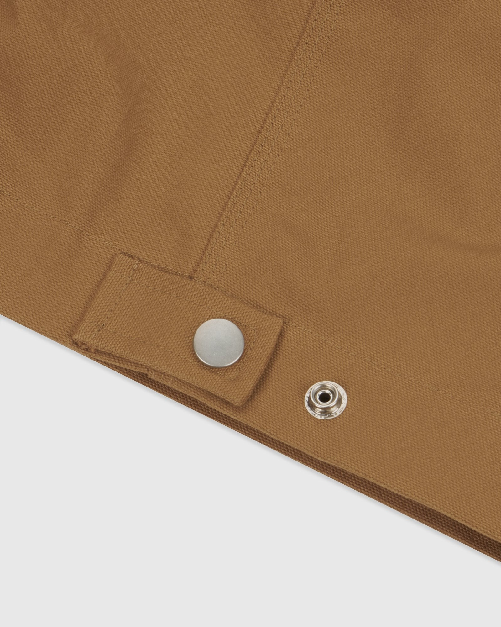 OCTOBER CANVAS JACKET - BROWN IMAGE #6