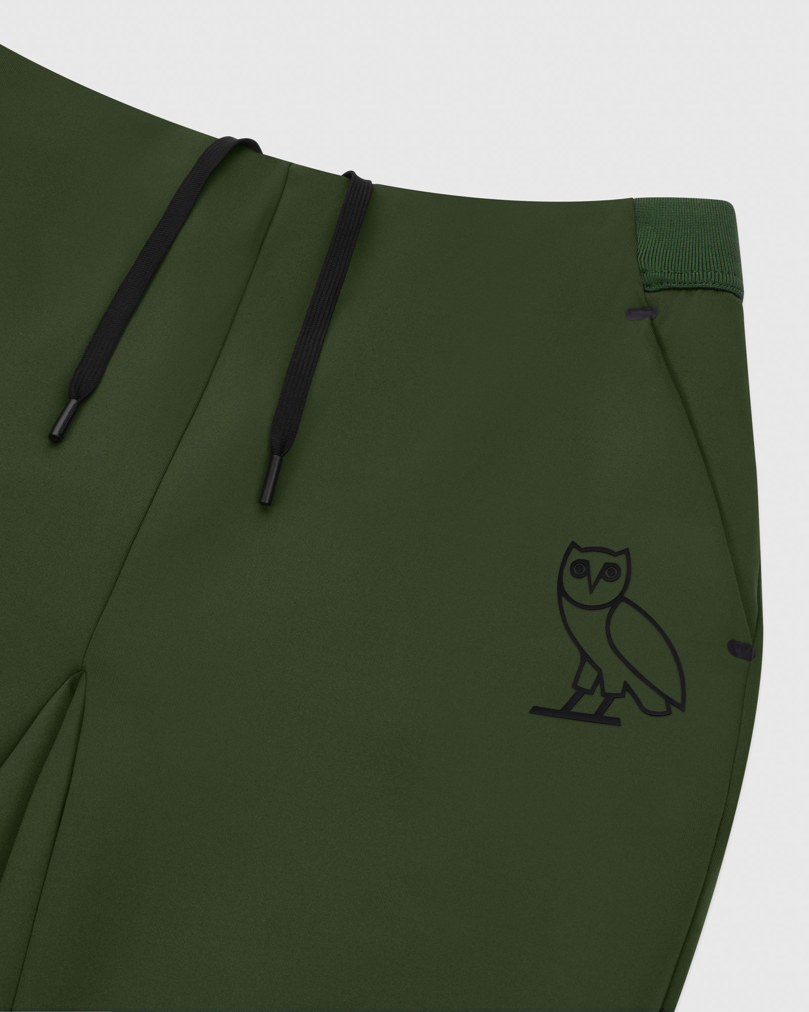 OVO DOUBLE KNIT PANT - MILITARY GREEN IMAGE #3