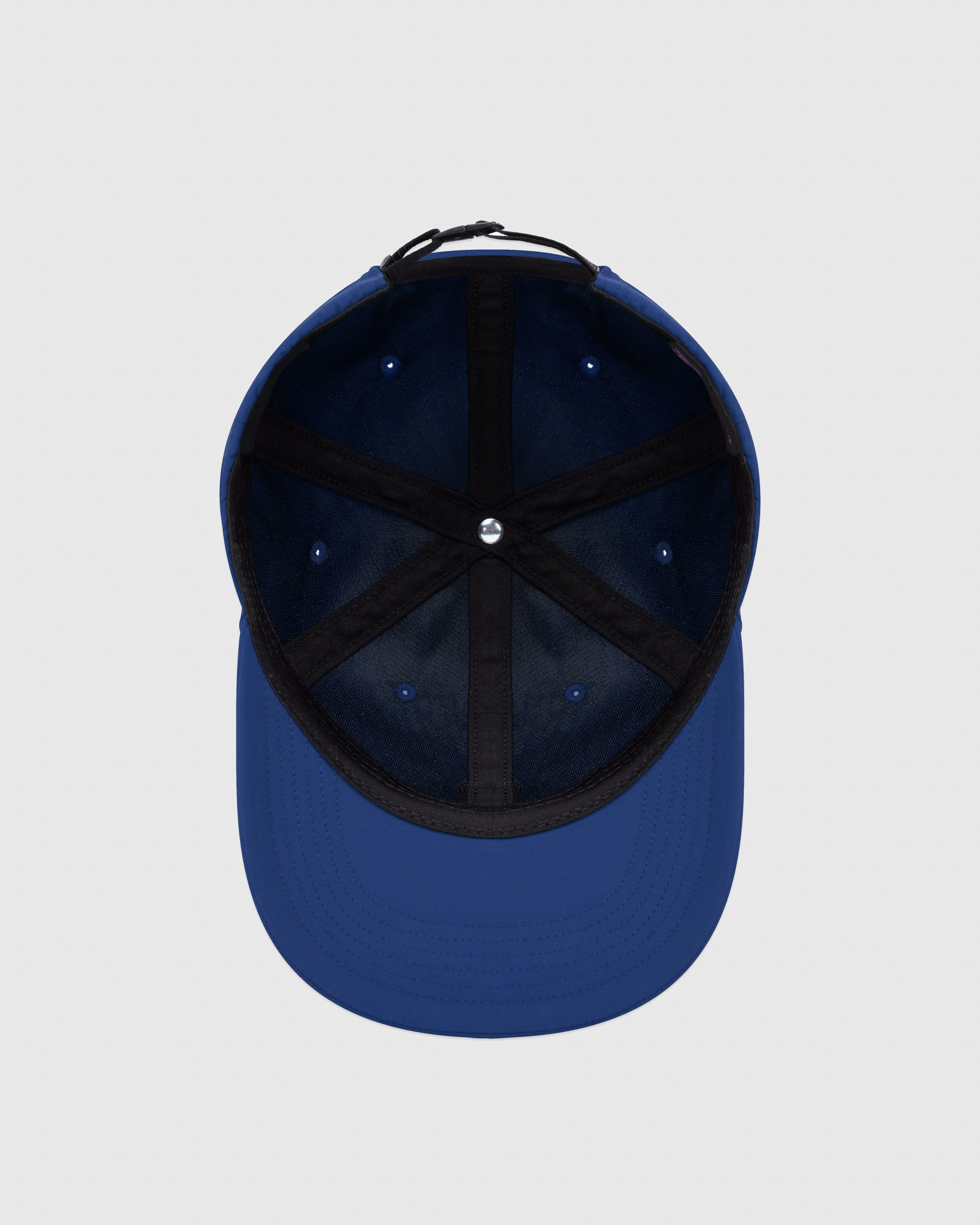 OVO NYLON TASLAN CAP - ROYAL BLUE IMAGE #4