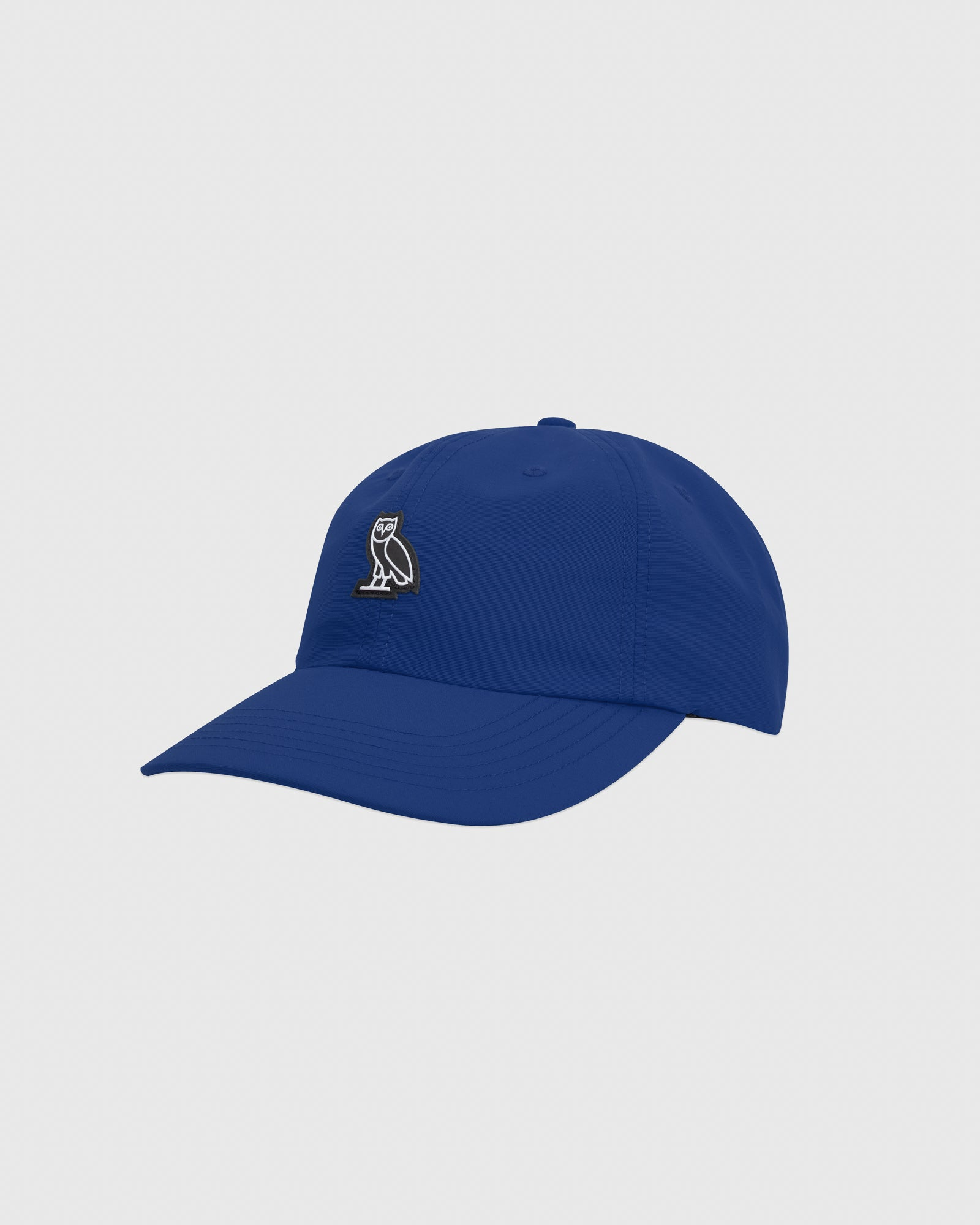 OVO NYLON TASLAN CAP - ROYAL BLUE IMAGE #3