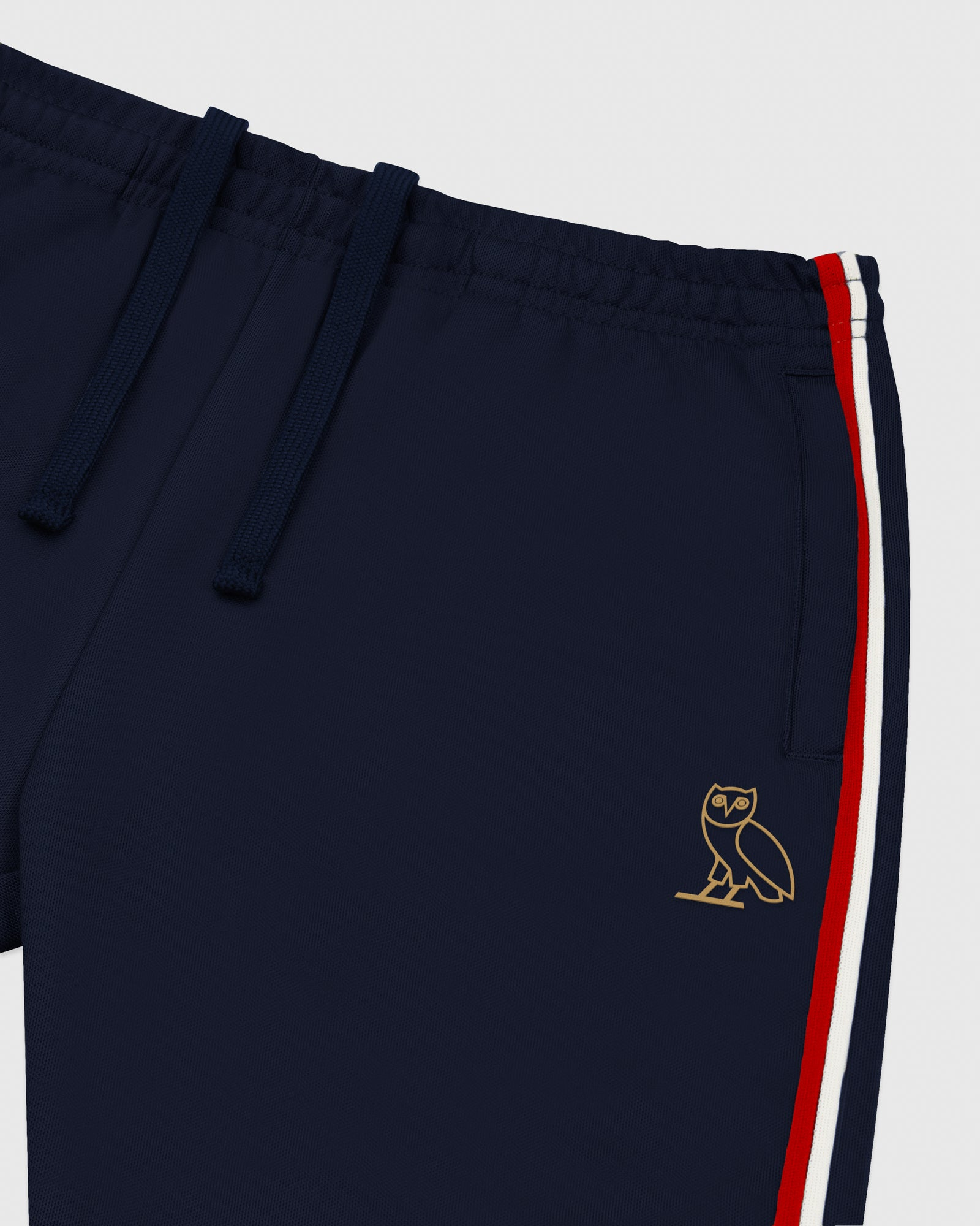 OVO PIQUE PANT - NAVY IMAGE #3