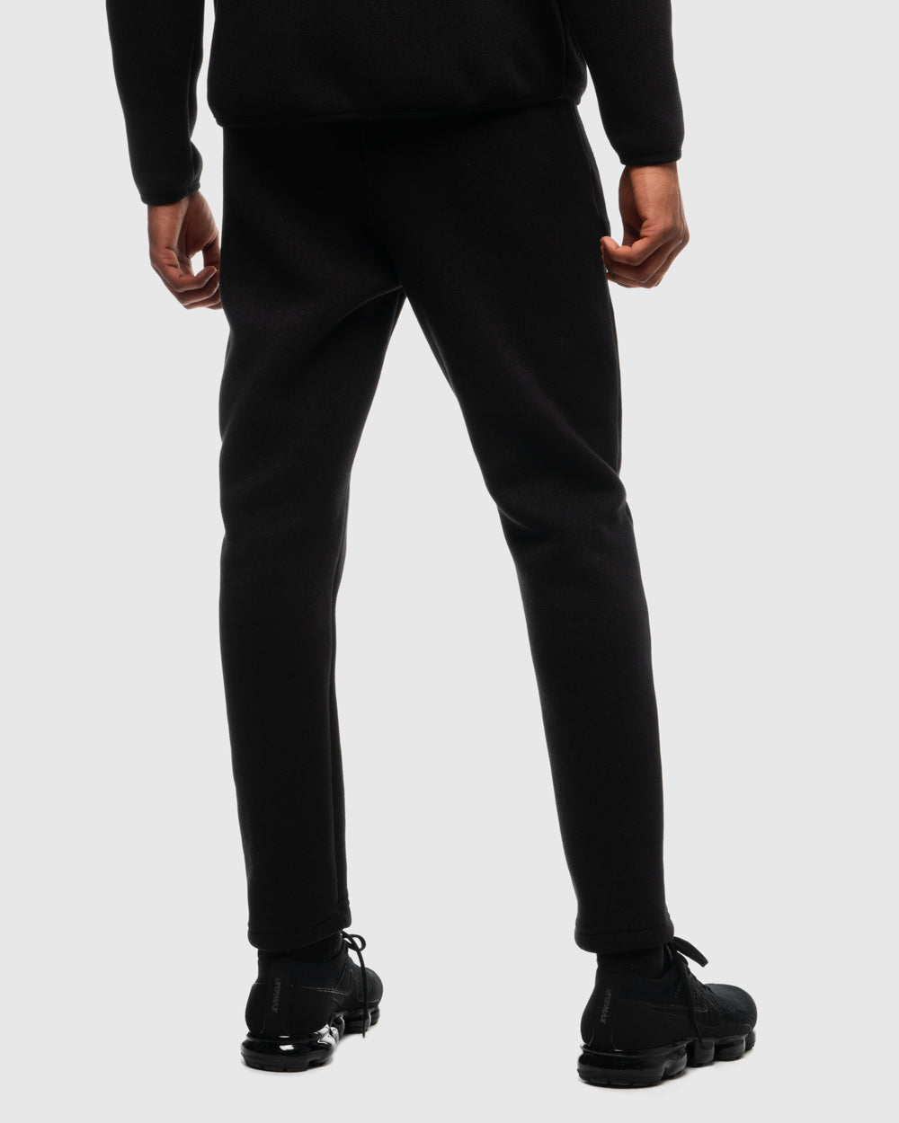 OVO POLARTEC® SWEATER FLEECE PANT  - BLACK