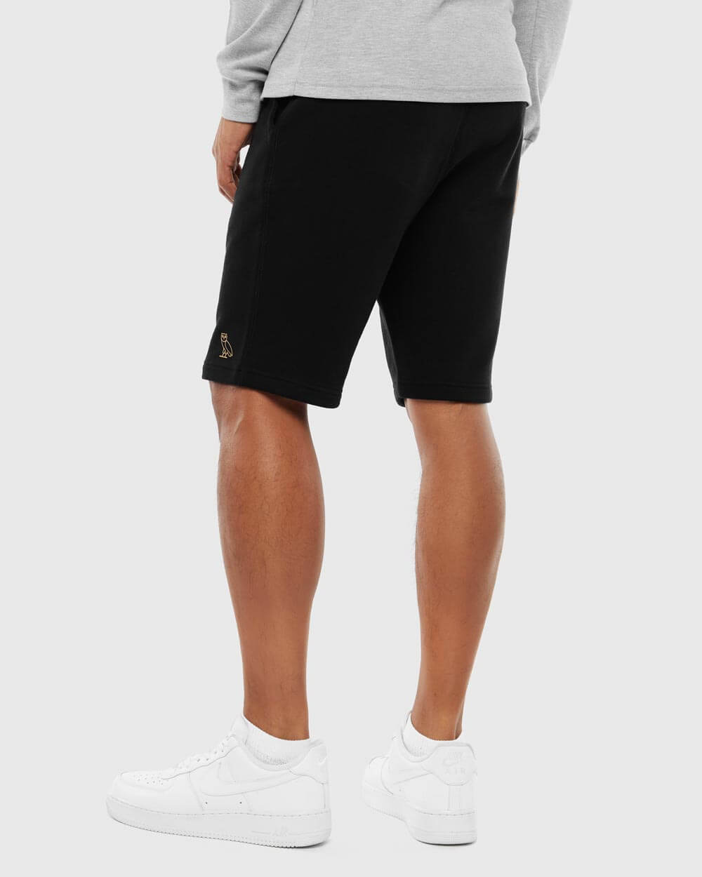 OVO ESSENTIALS SHORT - BLACK IMAGE #3