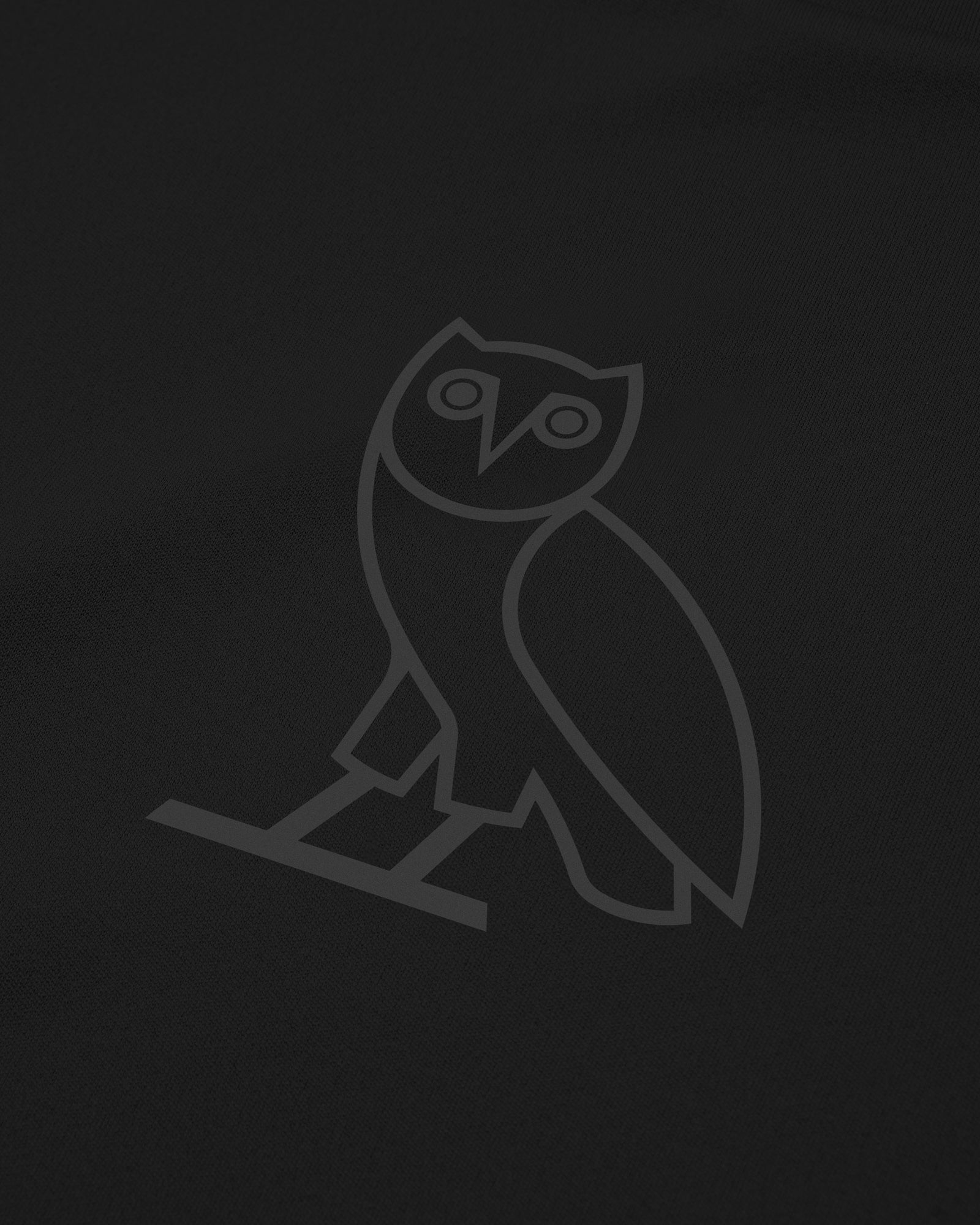OVO REFLECTIVE PERFORMANCE T-SHIRT - BLACK IMAGE #4