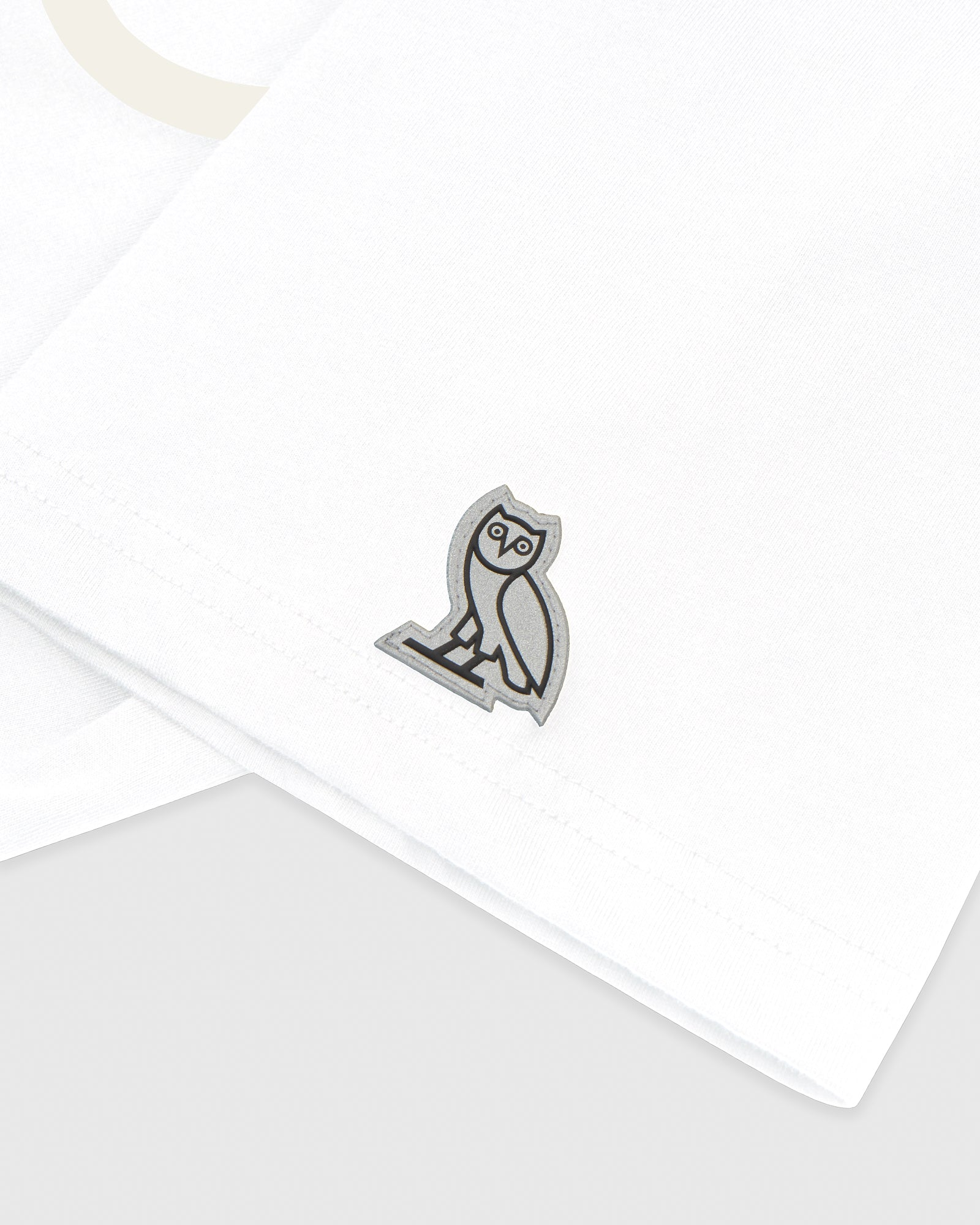 OVO REFLECTIVE POCKET T-SHIRT - WHITE IMAGE #5