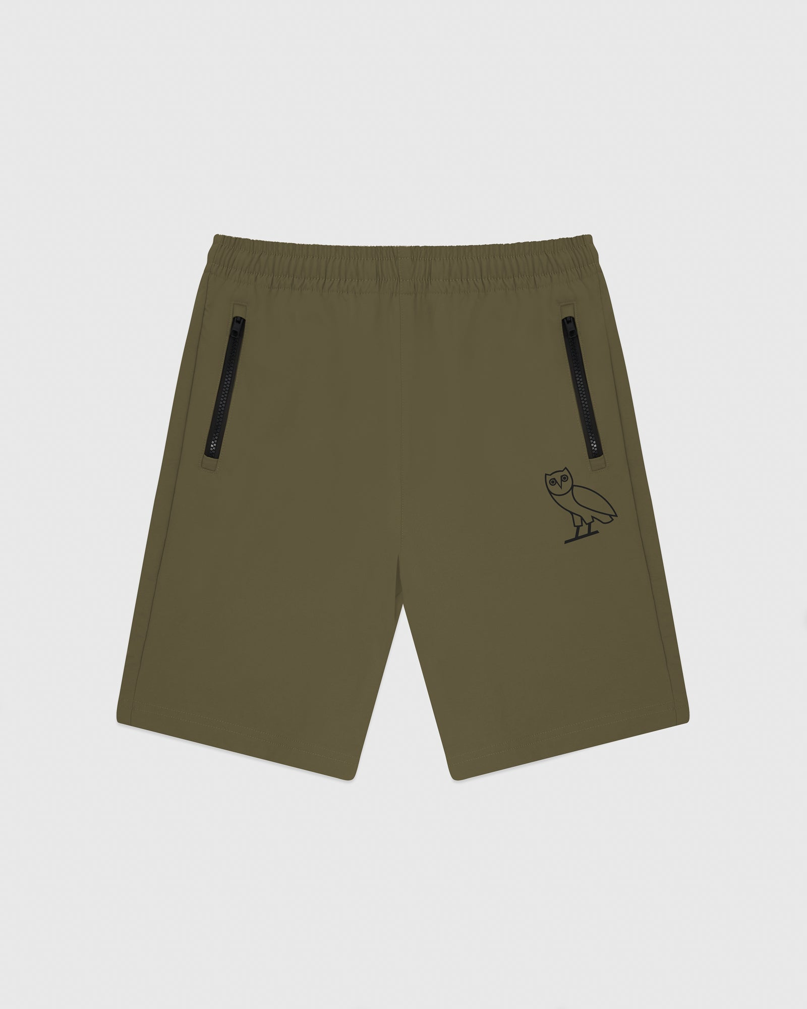 OVO 4-WAY STRETCH SHORT - LIGHT STONE GREEN IMAGE #1