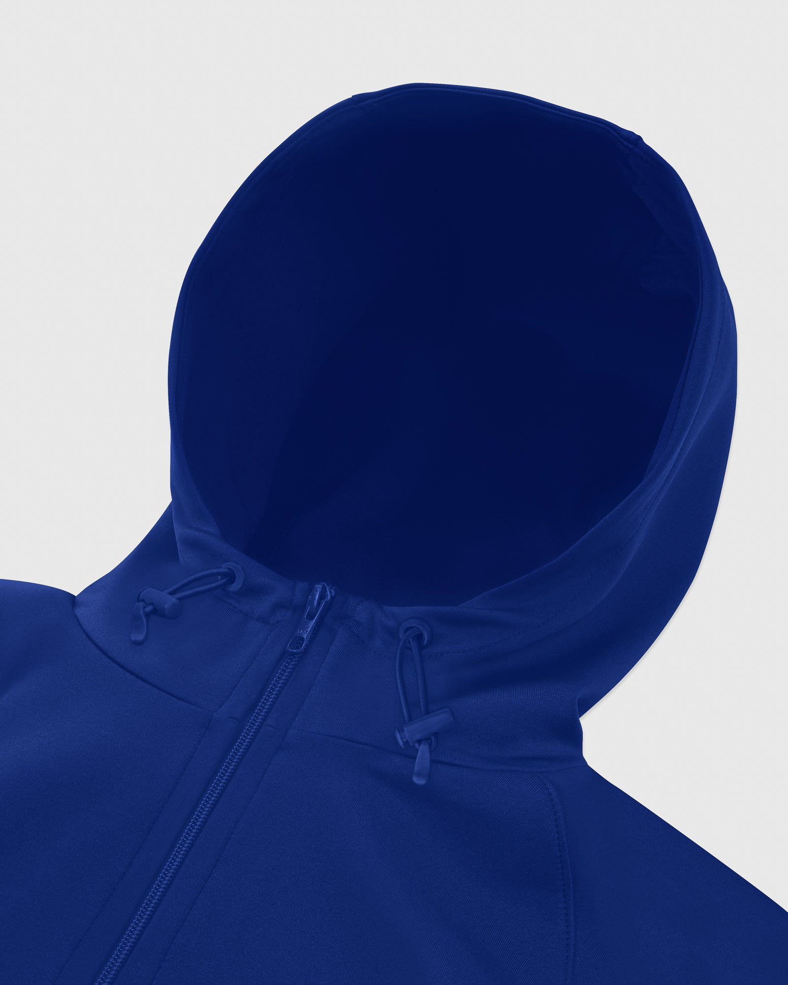 OVO INTERLOCK JACKET - ROYAL BLUE