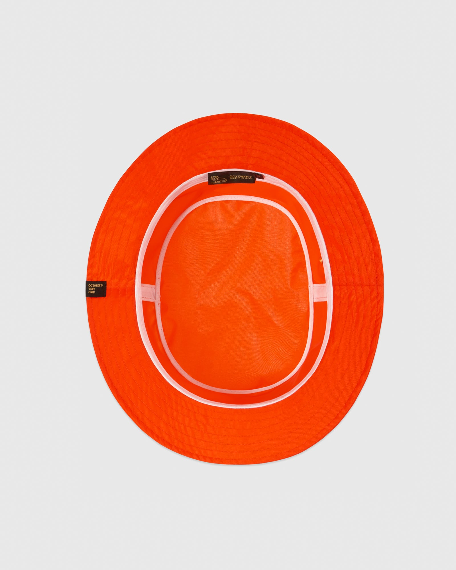 OVO NYLON BUCKET - ORANGE IMAGE #4