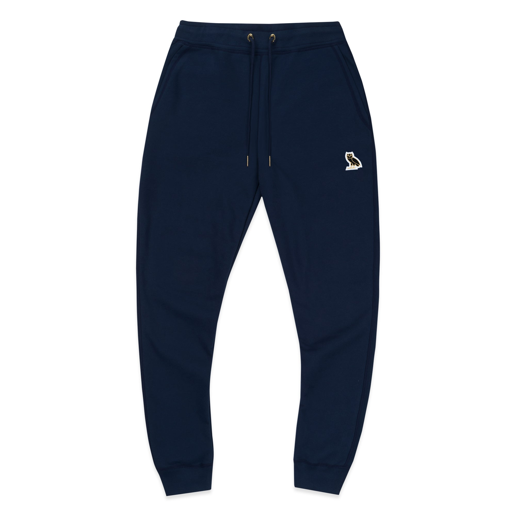 PATCH SWEATPANT - NAVY