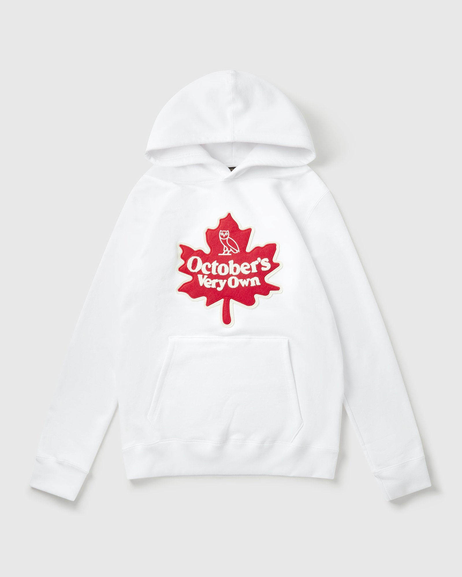 ALL COUNTRY HOODIE - WHITE IMAGE #1