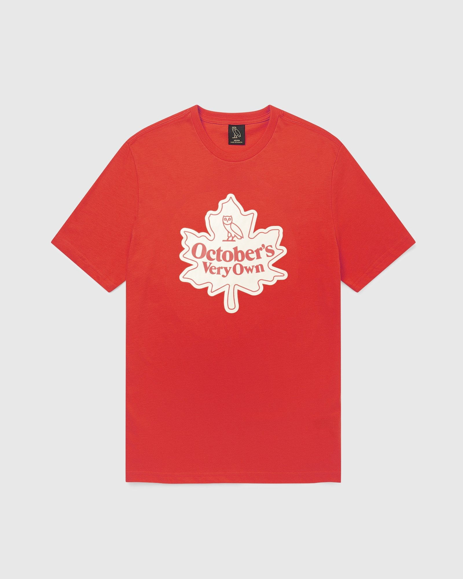 ALL COUNTRY T-SHIRT - RED IMAGE #1