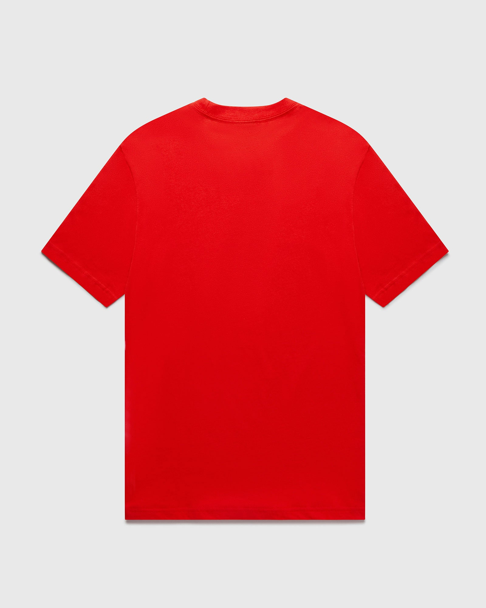 HERITAGE T-SHIRT - RED IMAGE #2
