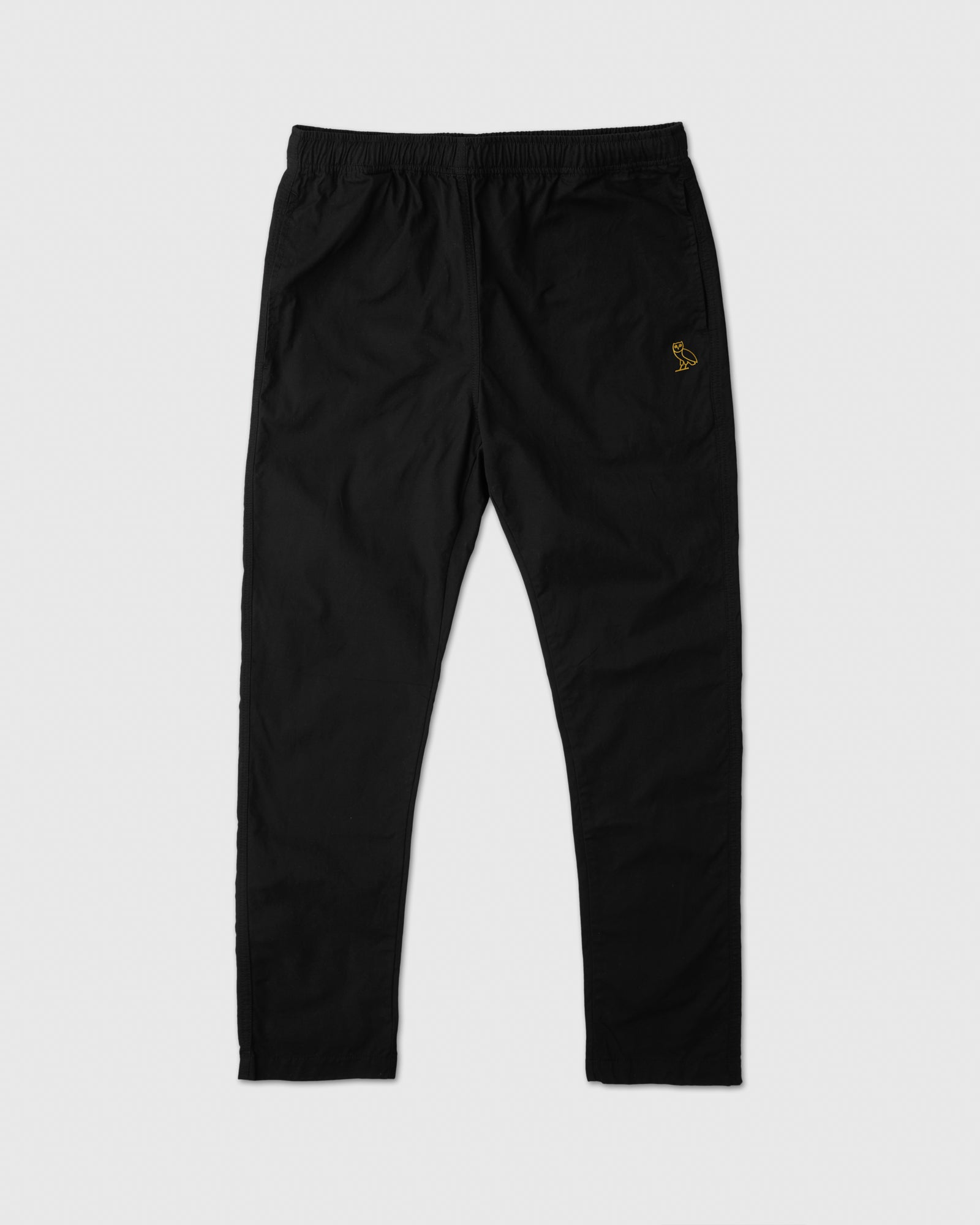 LIGHTWEIGHT WOVEN PANT - BLACK IMAGE #1