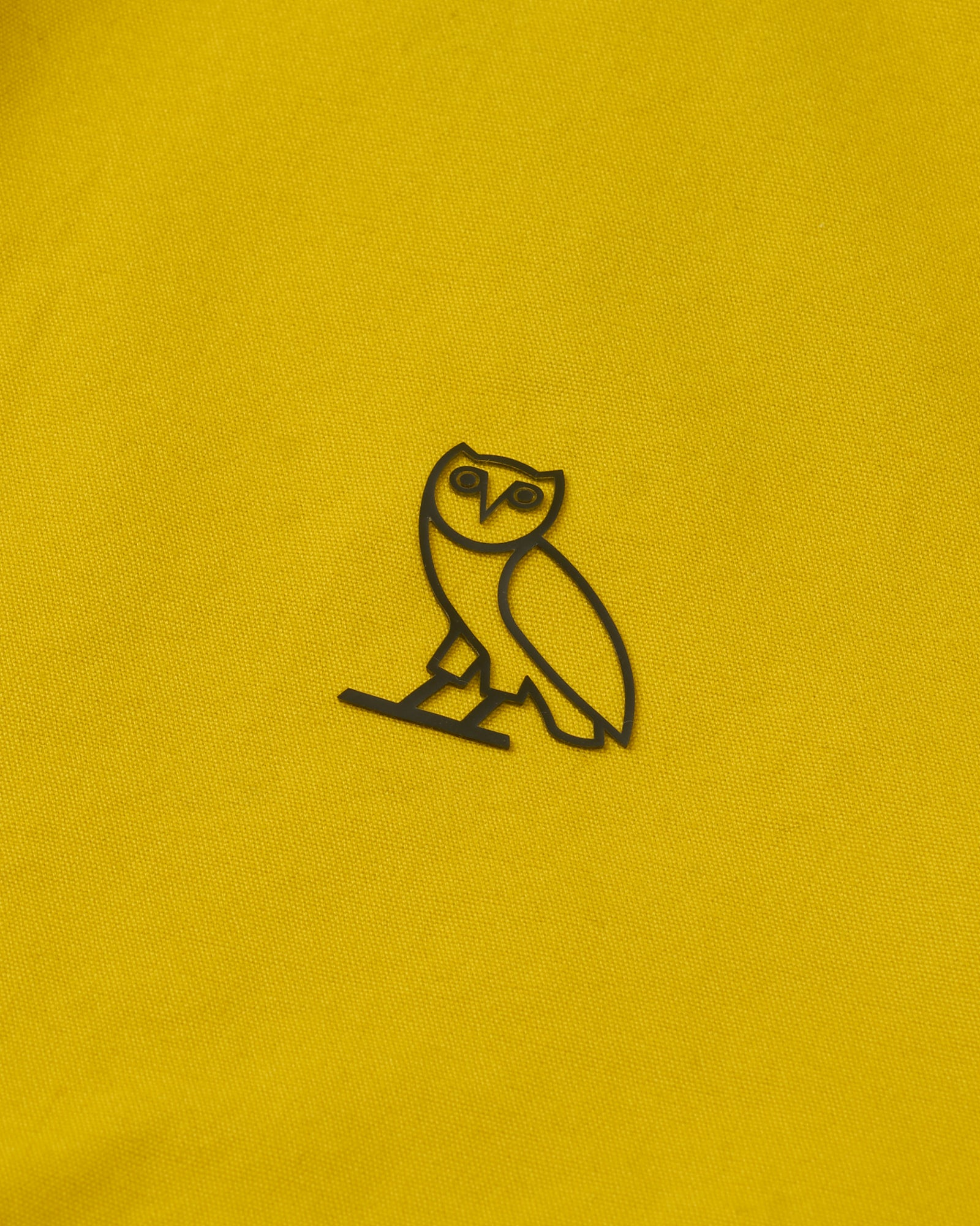 LIGHTWEIGHT WOVEN PULL OVER - YELLOW IMAGE #3