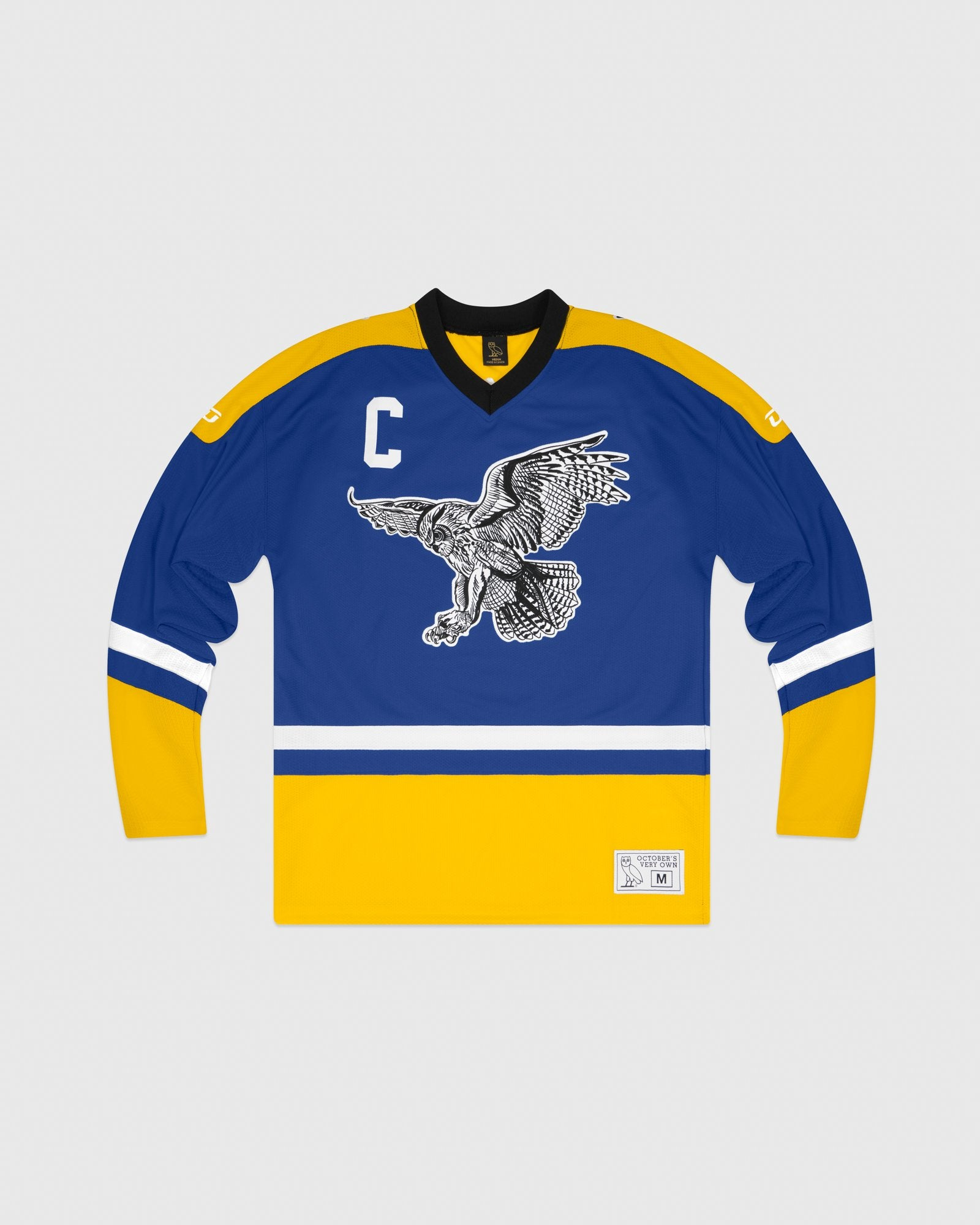 BIRD OF PREY HOCKEY JERSEY - ROYAL BLUE IMAGE #1