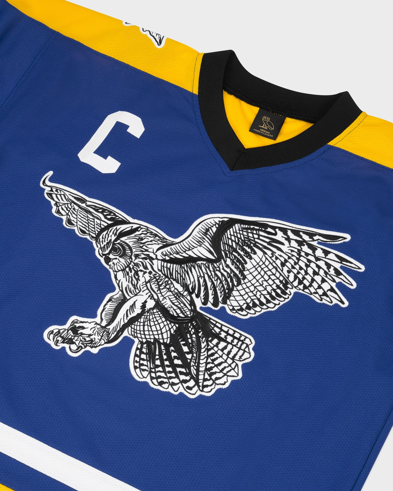 BIRD OF PREY HOCKEY JERSEY - ROYAL BLUE IMAGE #4