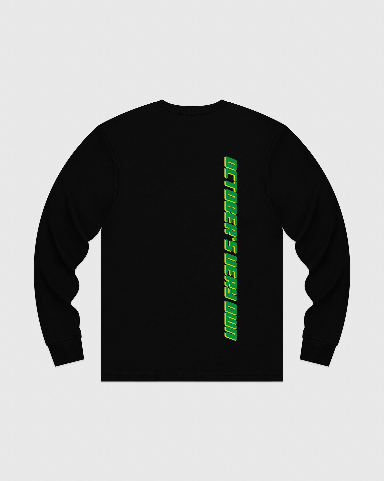 COMPETITION LONGSLEEVE T-SHIRT - BLACK IMAGE #5