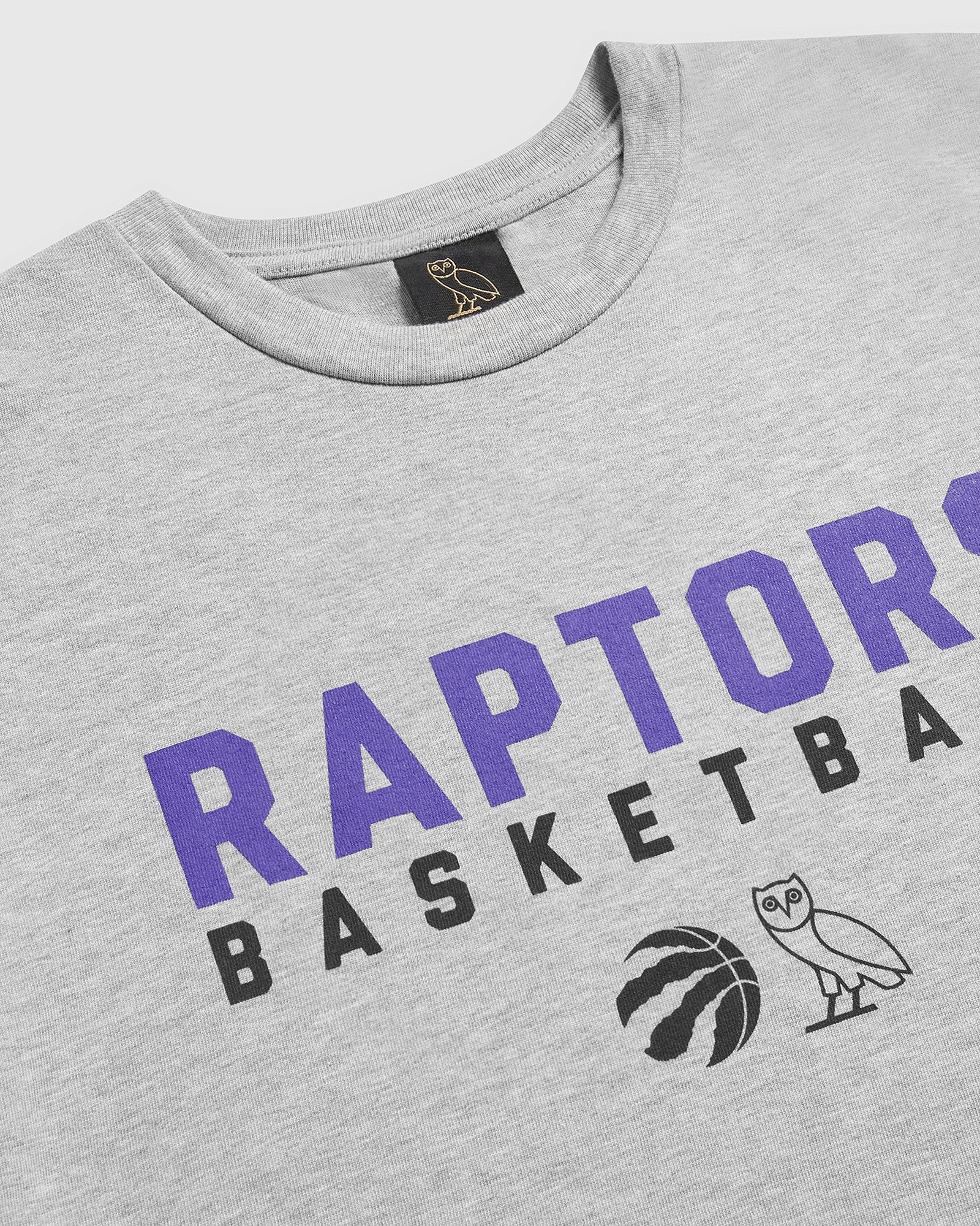 PRE-GAME T-SHIRT - HEATHER GREY IMAGE #3