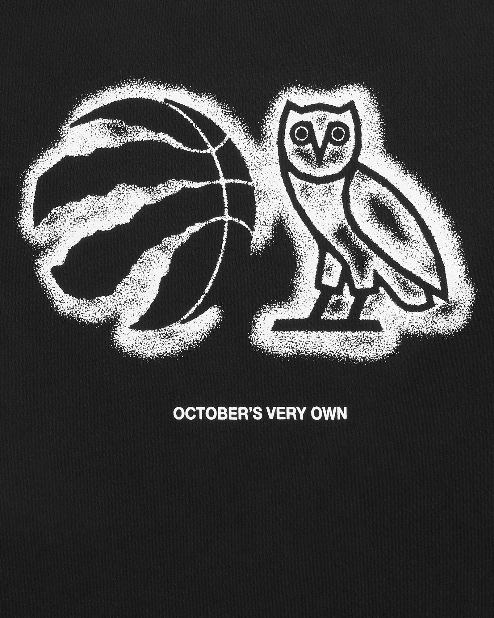OVO ATHLETIC CENTRE T-SHIRT - BLACK IMAGE #3