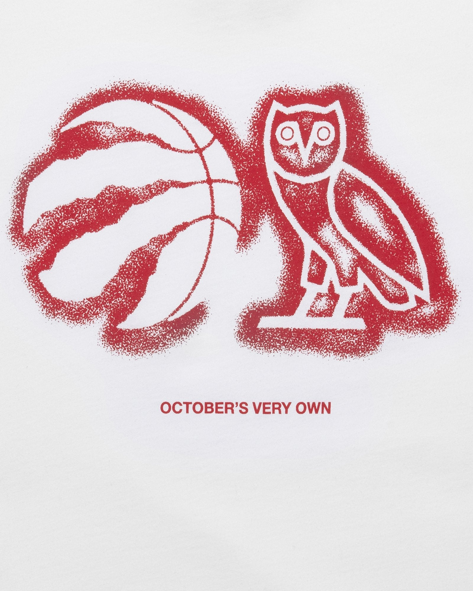 OVO ATHLETIC CENTRE T-SHIRT - WHITE IMAGE #3