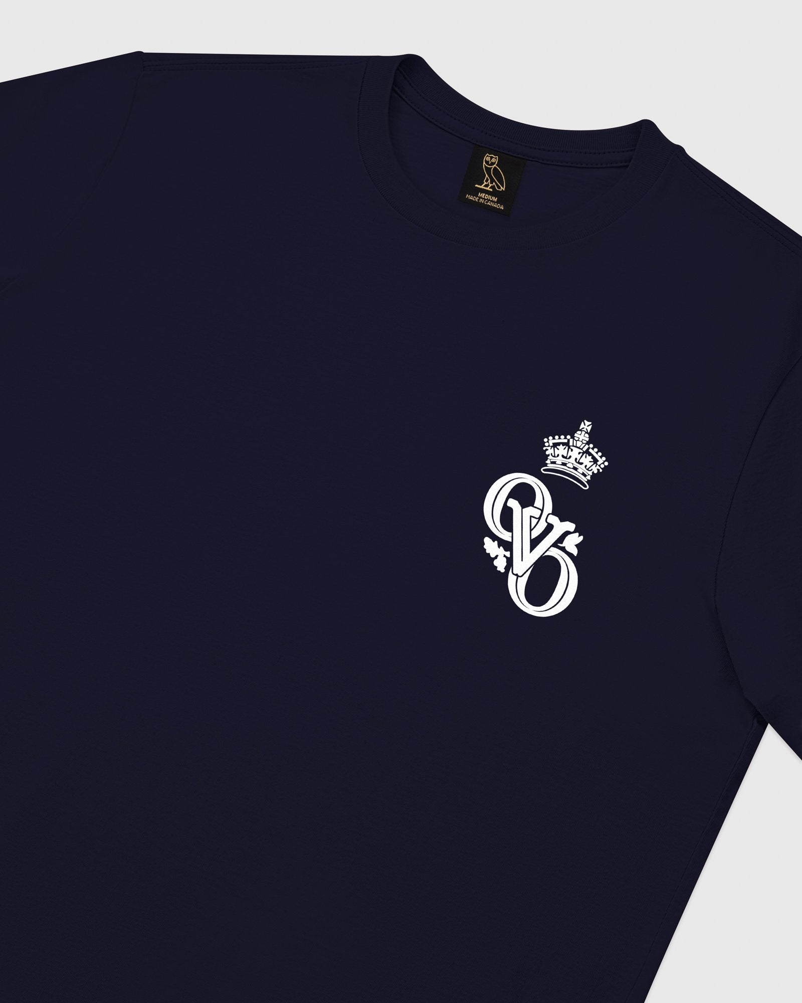 ROYAL T-SHIRT - NAVY IMAGE #3