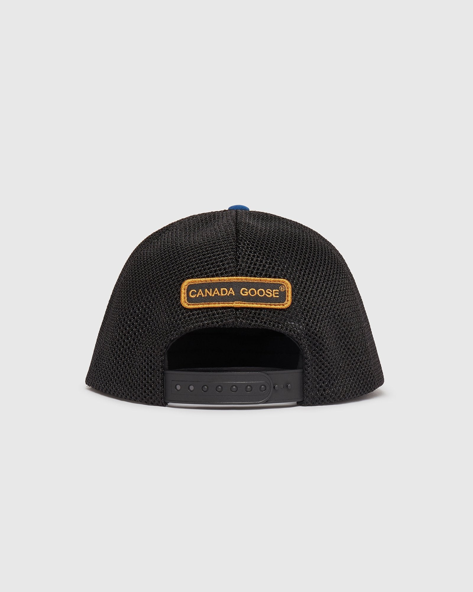 OVO X CANADA GOOSE TRUCKER HAT - ROYAL BLUE IMAGE #3