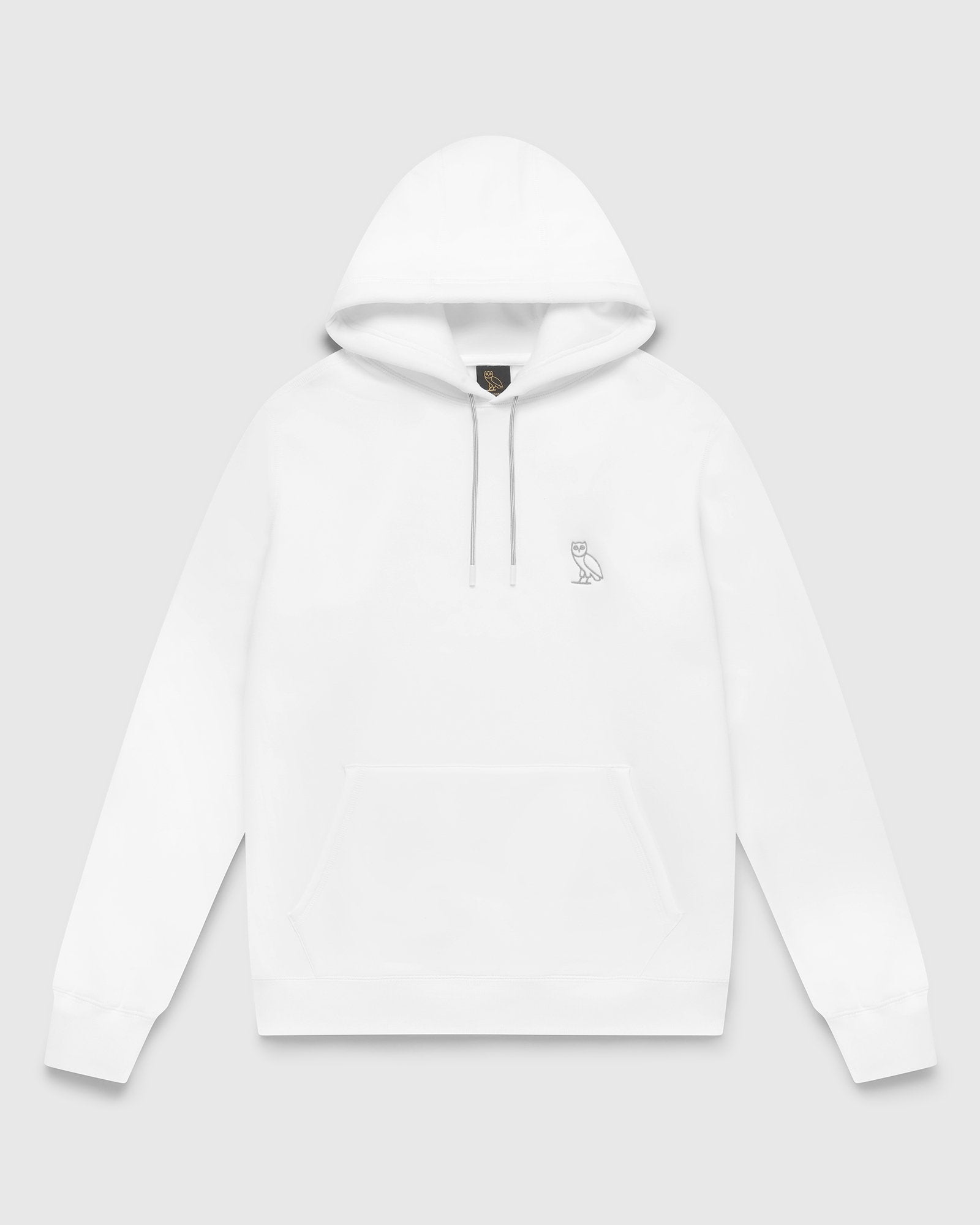 POLARTEC® POWER STRETCH HOODIE - WHITE IMAGE #1