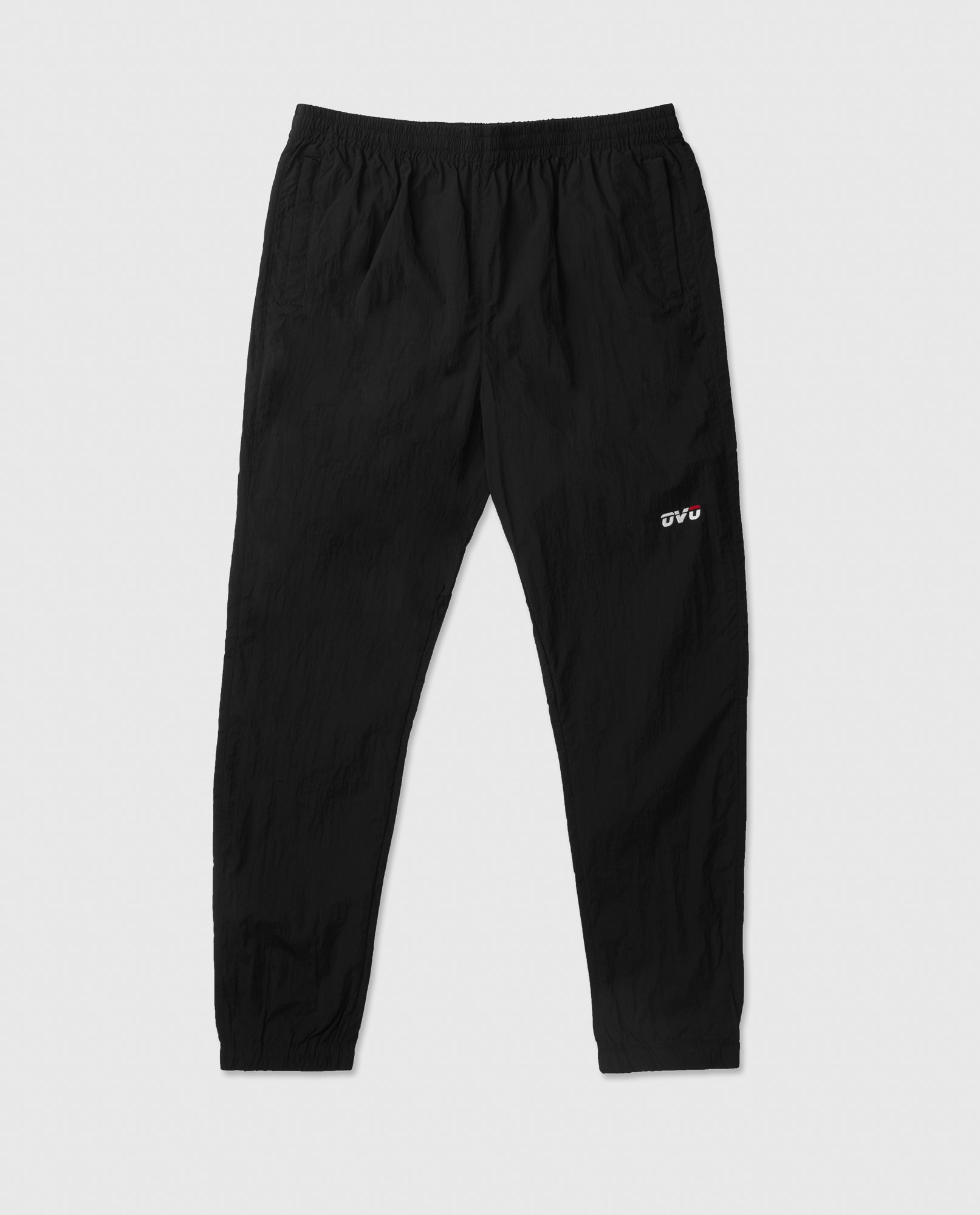 RUNNER NYLON PANT - BLACK IMAGE #1