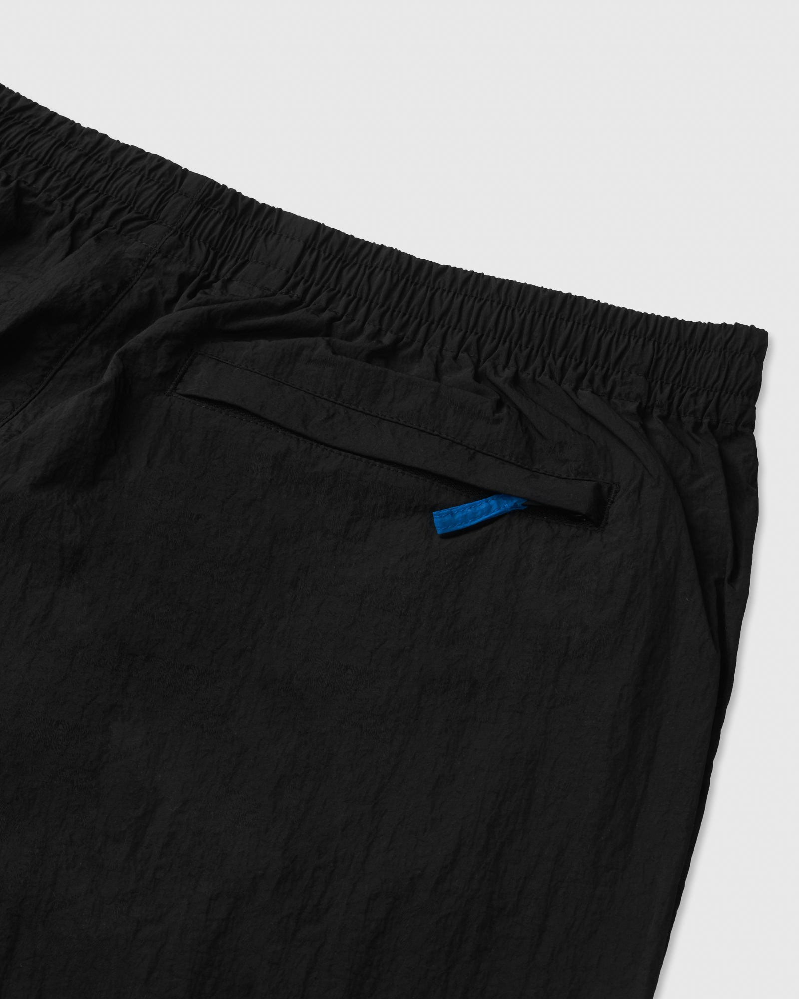 RUNNER NYLON PANT - BLACK IMAGE #3