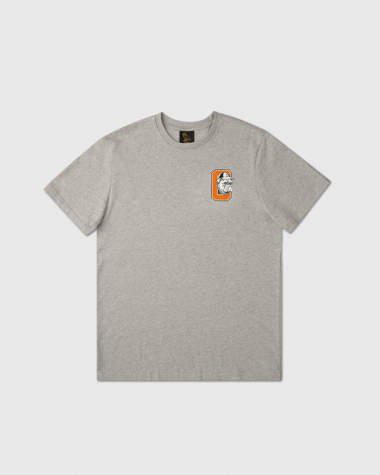 UNDERDOG T-SHIRT - HEATHER GREY IMAGE #2