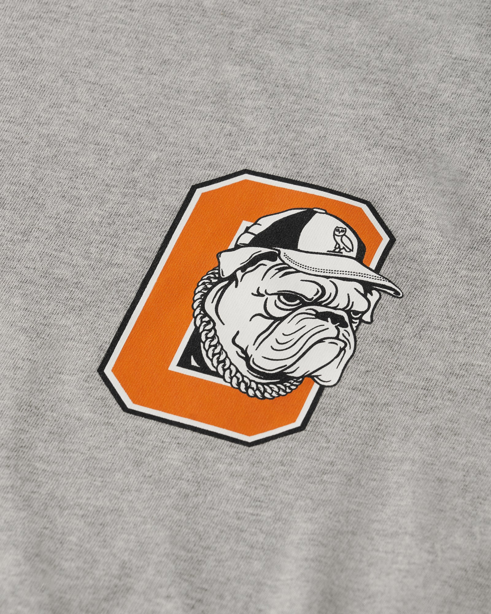 UNDERDOG T-SHIRT - HEATHER GREY IMAGE #3