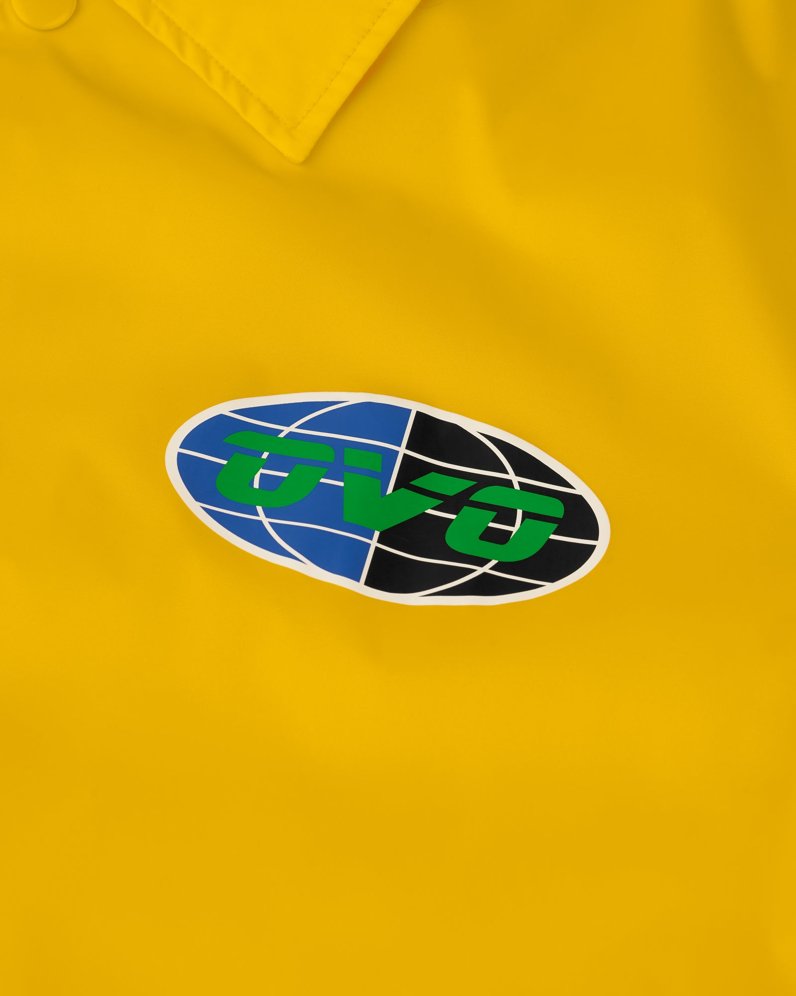 UNIVERSAL RUNNER COACH JACKET - CANARY IMAGE #2