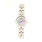 ESQ Mother Pearl Dial Wristwatch