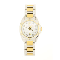 ESQ Mother Of Pearl Diamond Wristwatch