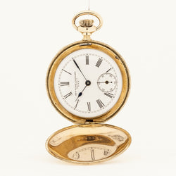 New York Standard Pocket Watch