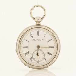 Plan Watch Co. Pocket Watch