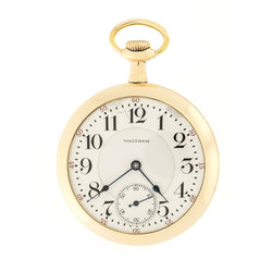 Waltham Vanguard Pocket Watch