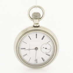 Illionis Watch Co. Pocket Watch