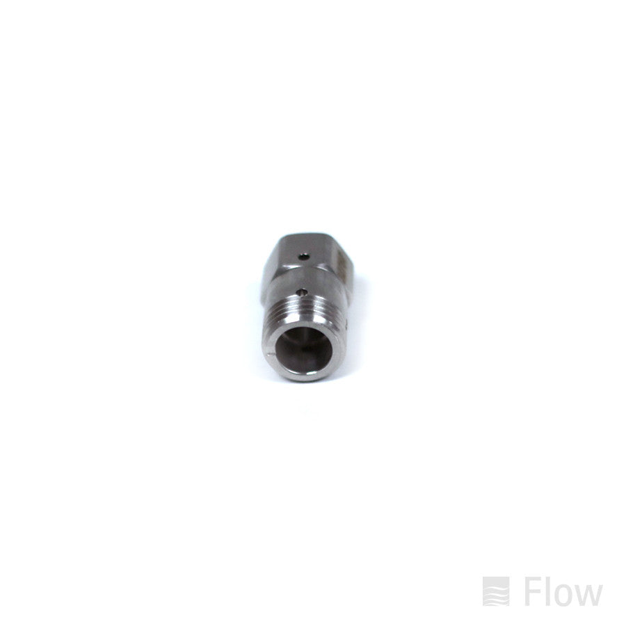 Check Valve Outlet Poppet Cage