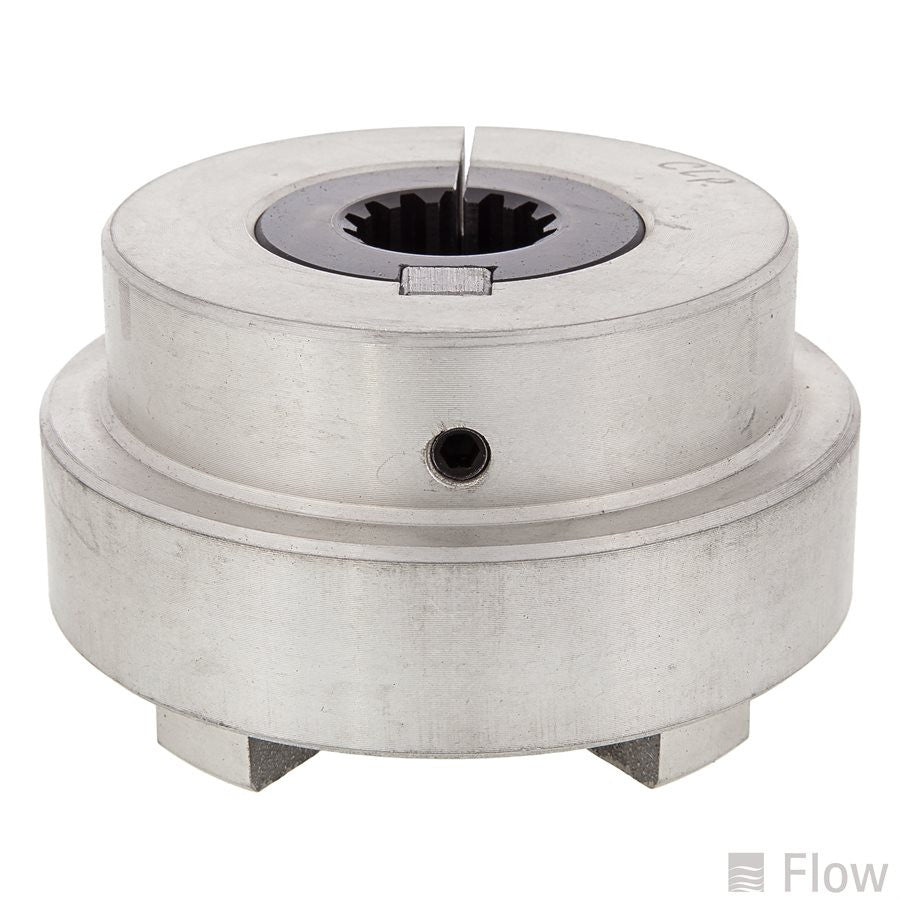 "Shaft Coupling Spline 1.25"" to 4.8"""