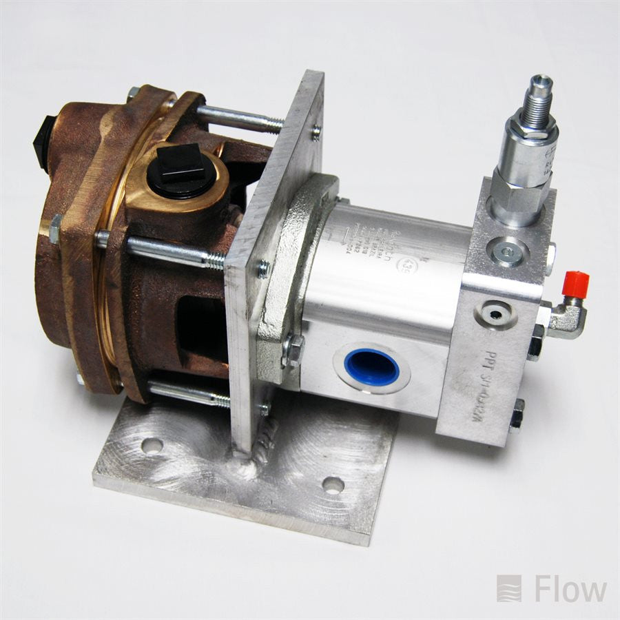 Pump Group; 2 Piece Assembly