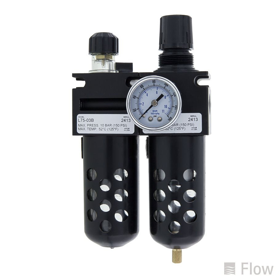 Air; Regulator With Filter