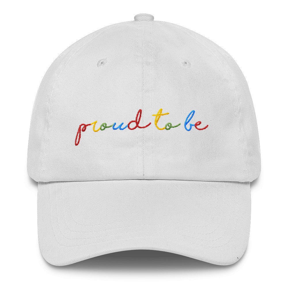 Proud To Be Hat