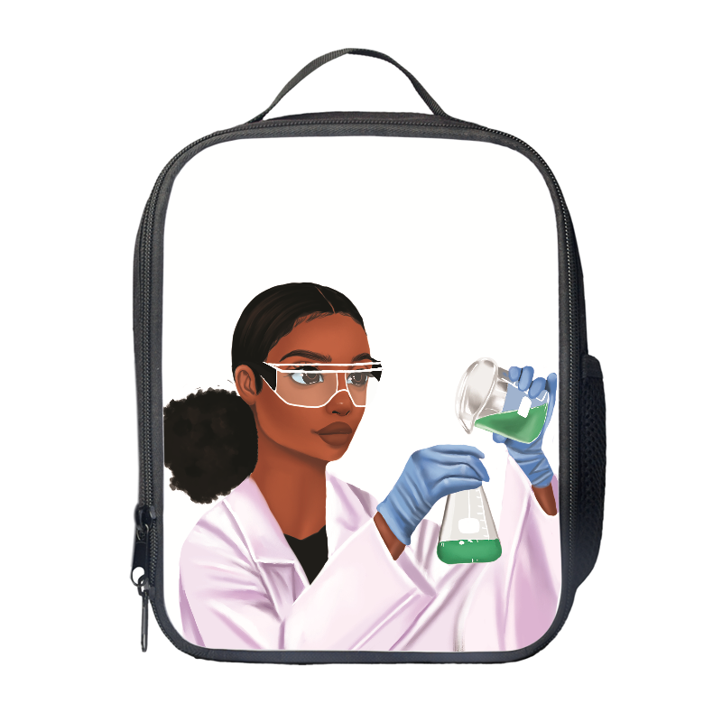 Scientist (Female) Lunch Bag
