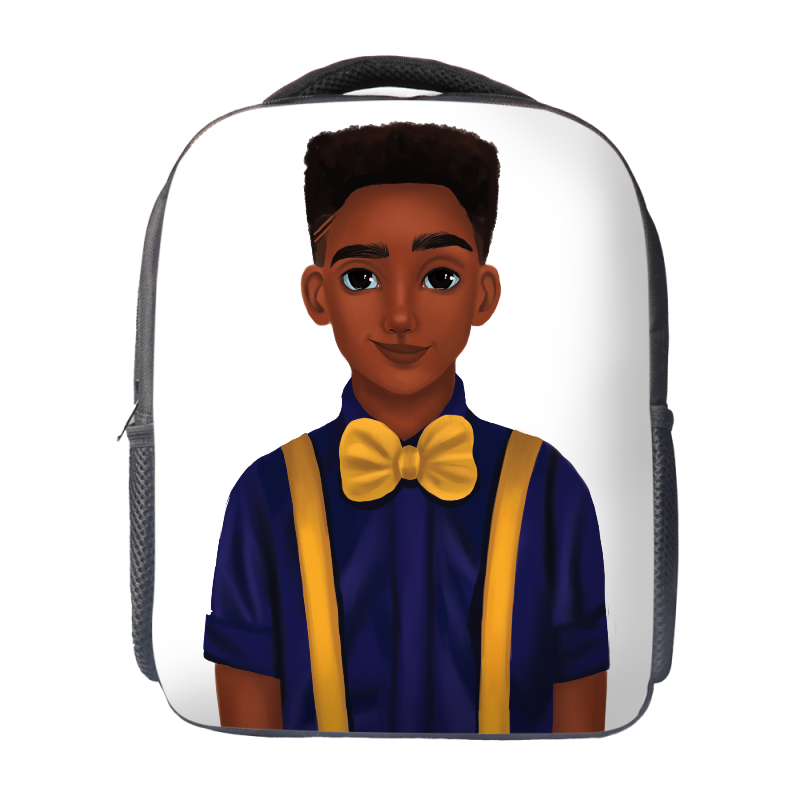 Bow Tie Brandon Backpack