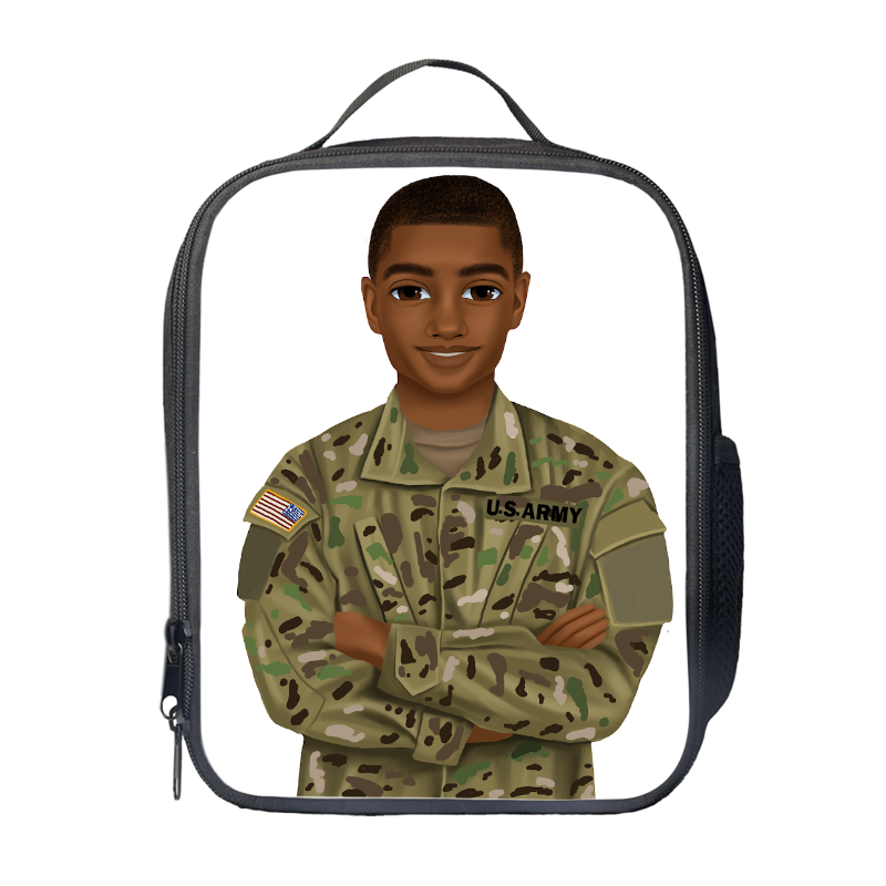 Army (Male) Lunch Bag