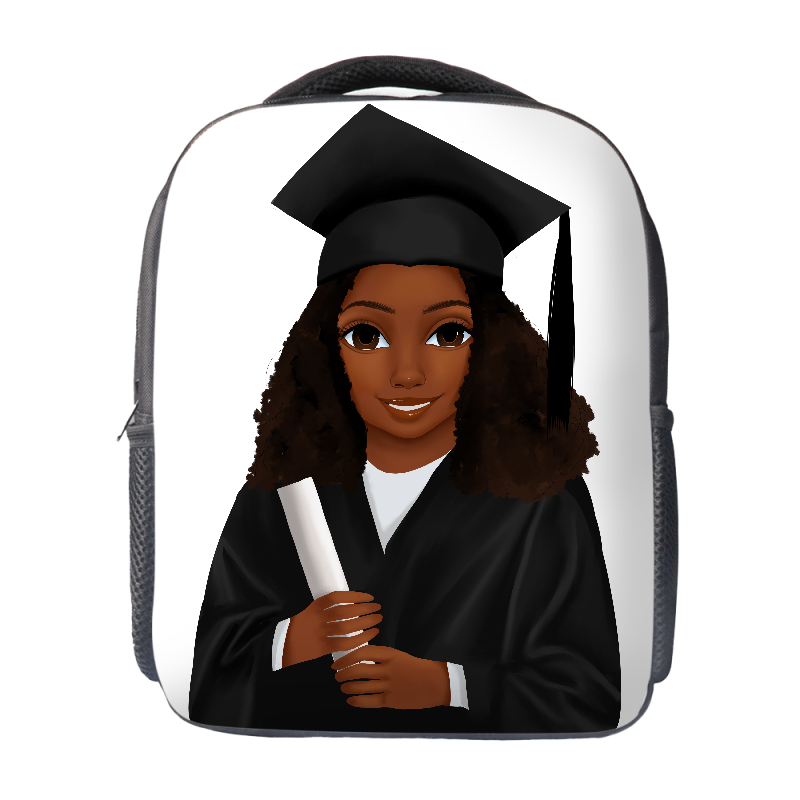 Graduation Female Backpack