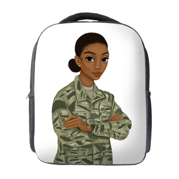 Air Force Female Backpack