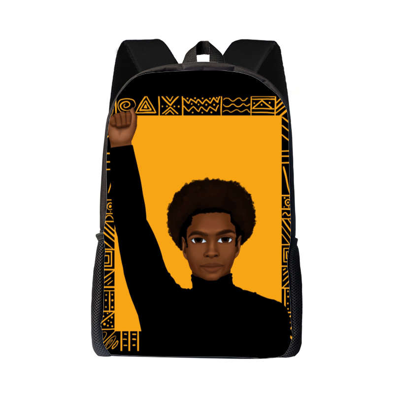Unapologetically Black Male Backpack
